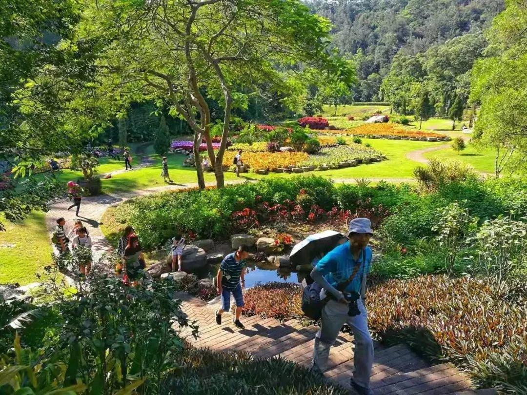 一区:由规划城市建设区外围山体林地,包括风景名胜区,风景区,郊野公园